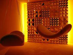 Fantastic 70s Interiors of Verner Panton