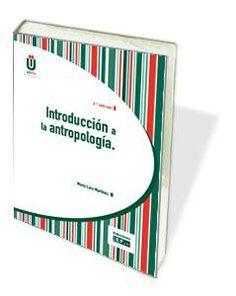 Introducción a la antropología