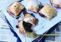 Blackberry Earl Grey Tea Pocket Pie