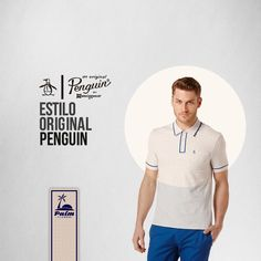 Un clásico Polo no te puede hacer falta. #BeAnOriginal Polo Original Penguin U$45 Precio neto. *Envío gratis a todos los departamentos.