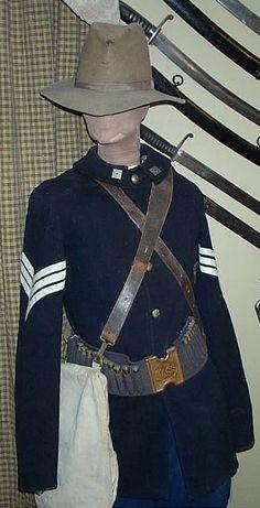 Image detail for Massachusetts srgt, Spanish American War Uniform-span-am-sgt-uniform-conner-002.jpg