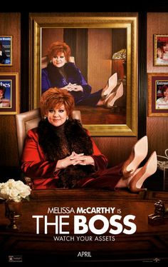 Still of Melissa McCarthy in The Boss (2016)