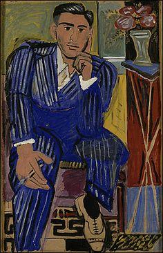 The Thinker - Yiannis Tsaroychis (Greek painter) Greek Paintings, Oil Paintings, Cultura General, Art Of Man, Greek Art, Portraits, Art Database, Sculpture, Figurative Art