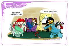 Pocket Princesses - Amy Mebberson.tumbler.com http://amymebberson.tumblr.com
