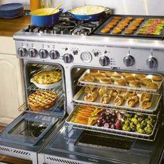 Amazing oven - yes please!