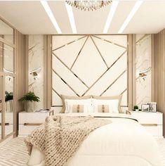 Modern Luxury Bedroom, Luxury Bedroom Design, Master Bedroom Interior, Room Design Bedroom, Bedroom Furniture Design, Luxurious Bedrooms, Home Decor Bedroom, Bedroom Signs, Kids Bedroom