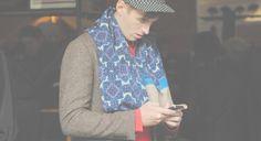 New York City Street Style: December 3, 2012