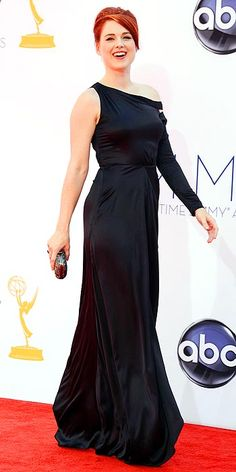 Emmys' Arrivals Gallery - Emmy Awards 2012 : People.com