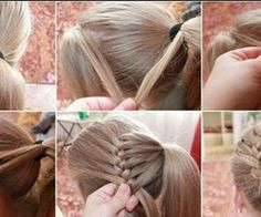 hairstyle tutorials | http://onetrend.net/hairstyle-tutorials-3/
