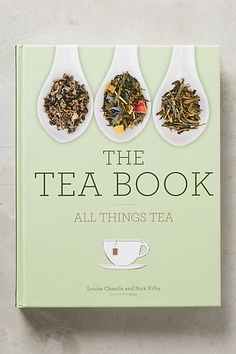 ♔ The Tea Book: All Things Tea - anthropologie Tea And Books, Tea Companies, My Cup Of Tea, Tea Accessories, Tea Recipes, Iced Tea, High Tea, Afternoon Tea, Tea Time