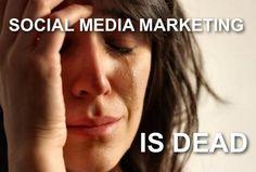 Il social media marketing e la fine di un sogno. Oppure no?
