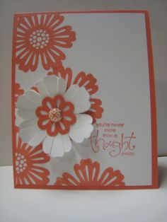Mixed bunch monotone card