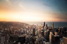 Chicago at Sunrise. What a Beauty. #LP #TLPicks #Traveldeeper #BPMag #TakeMeBackpacking #vacationwolf #theglobewanderer #dametraveler #PassionPassport #RoamThePlanet #BDTeam #Travel #TravelMore #LonelyPlanet #instatravel #wanderlust #travelersnotebook #traveler #travelgram #Traveling #mytravelgram #igtravel #Backpack #Backpacker #Chicago #USA #Wanderer #TravelAwesome #ImaginationTravels