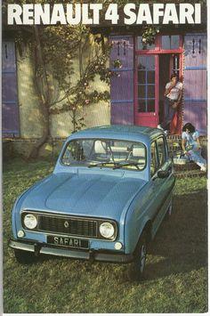 French Classic, Classic Cars, Vw Bus, Volkswagen, Safari, Renault Nissan, Matra, Citroen Car, City Car