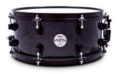 Mapex MPX 13 inch x 06 inch all birch snare drum in Transparent Black lacquer finish with black hardware by Mapex. $144.00. The Mapex MPX all birch 13 inch X 06 inch snare is excellent for a main snare or a auxiliary snare drum. The gloss Transparent Midnight Black lacquer finish and the black hardware make for a custom look and delivers a great snare sound.. Save 40% Off!
