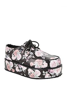 T.U.K. Floral Wrapped Creepers,