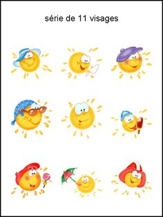Bd Collection, Weather Art, Smileys, Clipart, Pikachu, Fictional Characters, Happy Name Day, Faces, Sun