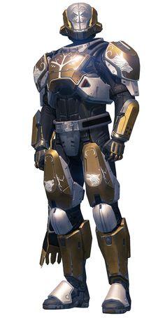 Destiny----Titan, Iron Banner