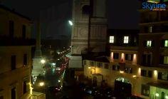 Live Cam Piazza Trinità dei Monti