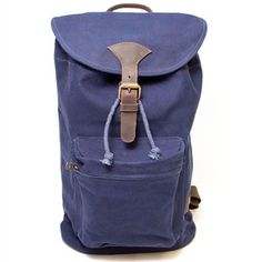 Backpack Navy, $68, now featured on Fab.