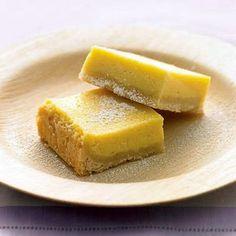Creamy Lemon Squares