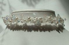 Chelsea Swarovski tiara by Tiara Belles