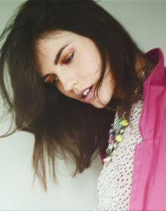 Photographer: Marcie Cobbaert  Model: Kate Amundsen @ Next Models Stylist: Sarah Kinsumba