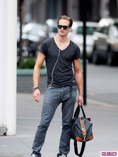 eric from true blood. yum