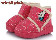READY STOCK KIDS WINTER BOOTS KODE : WB-38 Pink Love PRICE : Rp.135.000,- AVAILABLE SIZE (insole) : - Size 30-31(18,5cm) - Size 31-32(19,5cm) - Size 34-35(20,5cm)  FOR ORDER : SMS/WHATSAPP 087777111986 PIN BB 766A6420  #pusat #sepatu #boots #anak #import #kids #winter #snow #salju #pink #love #ready #stock #murah #mayorishop #bogor