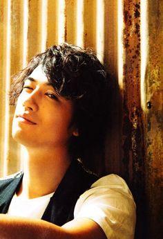 Takumi Saito winked