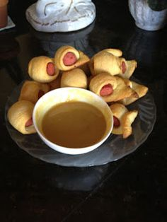 Hello Newlywed Life: Healthy Pigs in a Blanket
