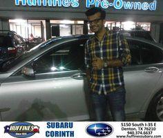 https://flic.kr/p/LqLt6x | #HappyBirthday to Vikramsingh from Bill Klozik at Huffines Subaru Corinth! | deliverymaxx.com/DealerReviews.aspx?DealerCode=XDJB