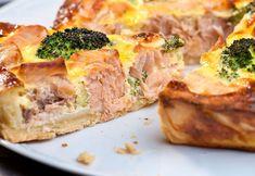 Ricette Deliziose: 25 Torte Salate % - The Bella Vita Portuguese Recipes, Italian Recipes, Quiches, Spanakopita, Antipasto, Food Inspiration, Recipies, Food And Drink, Pizza