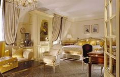 Le Meurice Paris- honeymoon hotel!
