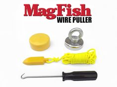 MagFish Wire Pulling Kit project video thumbnail