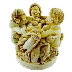 Harmony Kingdom Antartic Antics Figurine