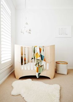 Perfect Decorating Inspiration: Scandinavian Style Nursery Good Ideas