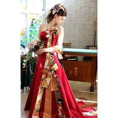 ドレス 着物 リフォームに関連した画像-12