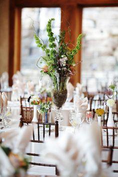 love this natural design!      http://www.stylemepretty.com/2012/03/21/della-terra-wedding-from-jenna-walker-photographers-plum-sage-flowers/