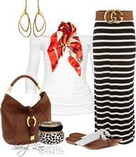 Workwear Fashion Outfits 2012   Black and Tan 2   Fashionista Trends