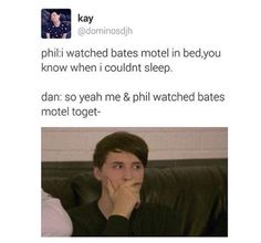 I was thinking the same thing when dan said he watched it together