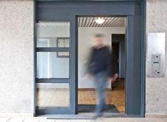 Nouveaux produits bâtiments : PORTADAPTE de Decayeux LA PORTE DE HALL COULISSANTE LA PLUS NOVATRICE DU MARCHÉ