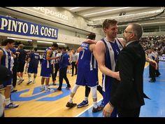FC Porto - A festa dos campeões nacionais de basquetebol