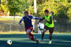 Team America 96 (TAFC96) vs BFC Barca 96 Elite (NCSL U18/U19 Division 1, October 5, 2014) -Brodie Edgerton #6