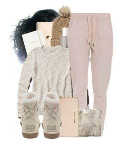"""""""Untitled #547"""" by b-elkstone ❤ liked on Polyvore featuring Chicnova Fashion, Kate Spade, Essie, Abercrombie & Fitch, adidas, Michael Kors and UGG Australia"""