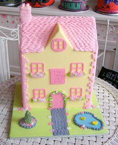 Dollshouse Cake