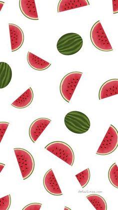 iPhone Wall tjn Más Iphone Wallpaper Glitter, Summer Wallpaper, Trendy Wallpaper, Cute Wallpapers, Wallpaper Backgrounds, Watermelon Wallpaper, Pineapple Wallpaper, Ipad Background, Tumblr Stickers