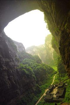 Wulong, Chongqing.