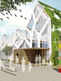 Archiscola • Concours d'idées • concours d'architecture • Ecole de demain • Jeunes architectes • Sciences de l'éducation