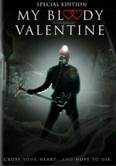My Bloody Valentine Horror Movie Poster Slasher